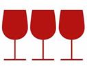 3 Bicchieri