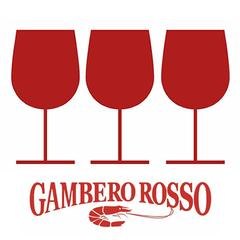 3 bicchieri Gambero Rosso